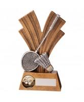Xplode Badminton Trophy