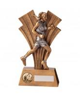 Xplode Female Running Trophy