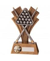 Xplode Pool & Snooker Trophy