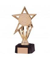 High Star Gold Achievement Trophy