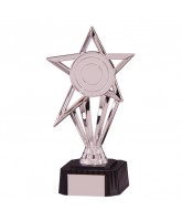 High Star Silver Achievement Trophy