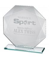 Astron Jade Silver Value Glass Award