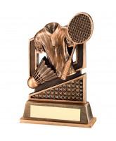Badminton Shirt Trophy