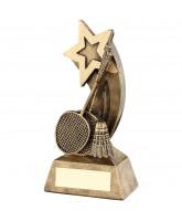 Badminton Shooting Star Trophy