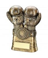 Boxing Glove Champion Trophy
