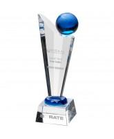 Cabot 3D Crystal Blue Globe Award