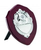 Cherry Wooden Veneer Shield