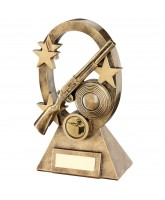 Clay Pigeon Shooting Star Trophy