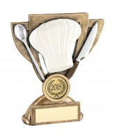 Cooking Resin Trophy