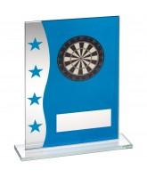 Darts Crystal Blue Star Award