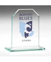 Glacier Jade Value Glass Award Printed Full Colour