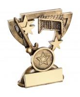 Hockey Star Cup Logo Trophy