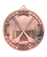 Hurling Gaelic Bronze Medal