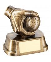Lawn Bowls Bowling Trophy