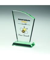 Lepus Jade Glass Award Printed Full Colour