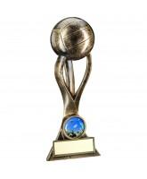 Netball 3D Trophy