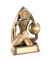 Netball Logo Trophy