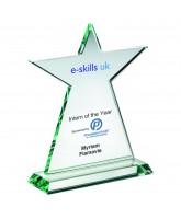 Phoenix Crystal Star Award Printed Full Colour