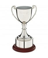 Silver Director Nickel Plated Cup