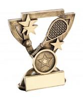 Squash Star Logo Insert Trophy