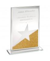 Starlight Jade Crystal Star Award