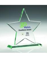 Virgo Crystal Star Award Printed Full Colour